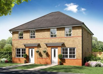 """Thumbnail 3 bedroom end terrace house for sale in """"Maidstone"""" at Wheatley Hall Road, Doncaster"""