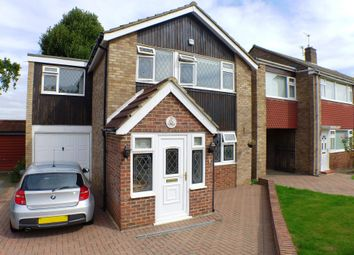 Thumbnail 4 bed detached house to rent in Appledore Crescent, Sidcup