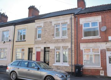 Thumbnail 3 bed terraced house to rent in Ridley Street, Leicester