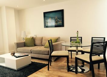 Thumbnail 1 bed flat to rent in Beacon Point, 12 Dowells Street, New Capital Quay, Greenwich, London