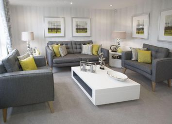 "Thumbnail 3 bedroom end terrace house for sale in ""Wemyss"" at Bracara Road, Inverness"