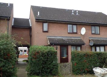 Thumbnail 1 bed terraced house for sale in Hurst Grove, Bedford, Bedfordshire