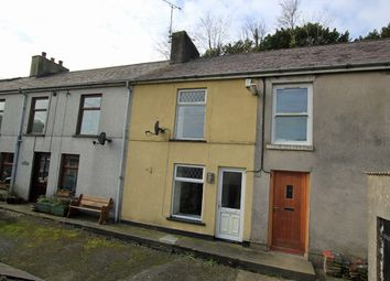 Thumbnail 1 bed terraced house for sale in Fountain Row, Meidrim, Carmarthen, Carmarthenshire