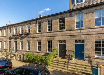 Thumbnail 4 bed terraced house for sale in 21 Warriston Crescent, Inverleith, Edinburgh