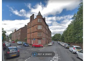 Thumbnail 1 bed flat to rent in Station Road Ground Floor, Dumbarton