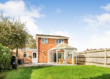 Thumbnail 3 bed detached house for sale in Lower Swanwick Road, Swanwick, Southampton