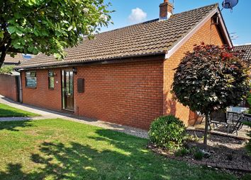 Thumbnail 3 bed bungalow for sale in Greystones Avenue, Mardy, Abergavenny, Gwent