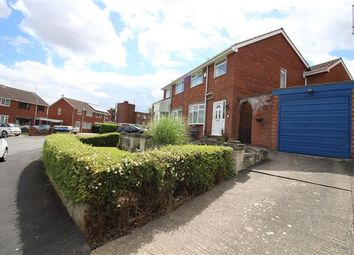 Thumbnail 3 bedroom semi-detached house for sale in Mauncer Drive, Woodhouse