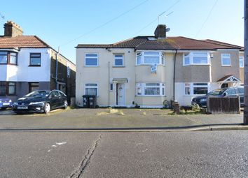 Thumbnail 4 bed semi-detached house for sale in Avondale Road, Welling