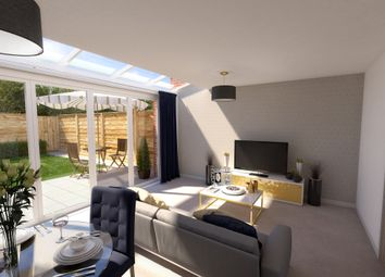Thumbnail 3 bed end terrace house for sale in Brunel Way, Alcester Road, Stratford Upon Avon, West Midlands