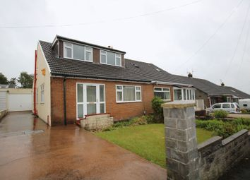Thumbnail 4 bed semi-detached bungalow for sale in Gron Ffordd, Rhiwbina, Cardiff
