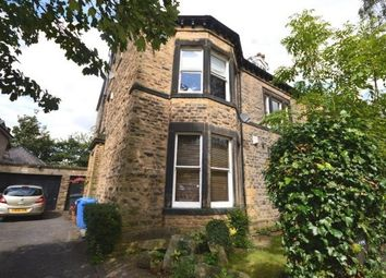 Thumbnail 3 bed flat to rent in Severn Road, Broomhill