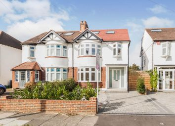 4 bed semi-detached house for sale in Daybrook Road, London SW19