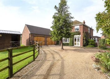 Thumbnail 3 bed detached house for sale in Westdale Drove, Donington