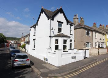 Thumbnail 4 bed detached house for sale in East Cliff, Folkestone, Kent