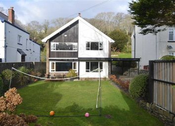 Thumbnail 3 bed detached house for sale in Newton Road, Mumbles, Swansea