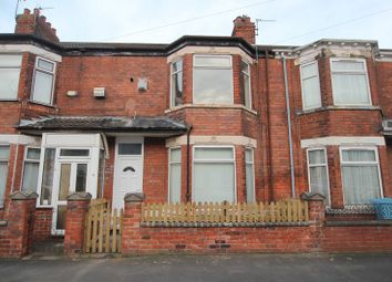 Thumbnail 3 bedroom terraced house to rent in Monmouth Street, Hull