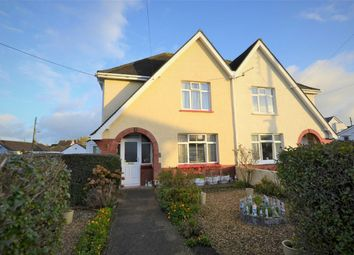 Thumbnail 3 bed semi-detached house for sale in Sticklepath, Barnstaple, Devon