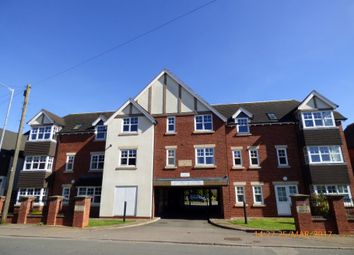 Thumbnail 2 bed flat to rent in Mair Court, 40 Wigginton Road, Tamworth