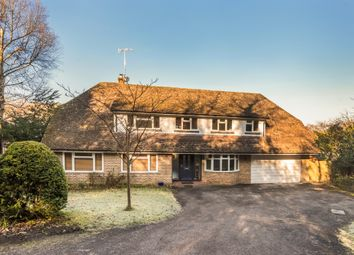 Thumbnail 5 bed detached house for sale in Gilham Lane, Forest Row