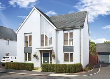 Thumbnail 4 bedroom detached house for sale in The Garnet, Trentham, Stoke-On-Trent