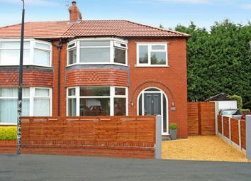 Thumbnail 4 bedroom semi-detached house for sale in Downs Drive, Timperley, Altrincham