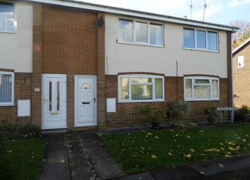 Thumbnail 1 bedroom flat to rent in Stadmoor Court, Chellaston, Derby