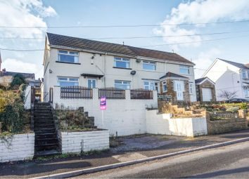 Thumbnail 3 bed semi-detached house for sale in Treowen Road, Newport