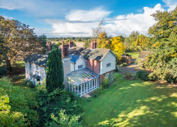 Thumbnail 6 bed detached house for sale in East Barton, Bury St Edmunds, Suffolk