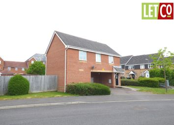 Thumbnail 2 bed detached house to rent in Thyme Avenue, Whiteley, Fareham