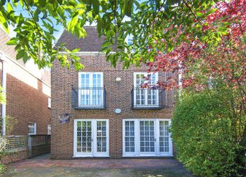 Thumbnail 4 bed detached house to rent in The Marlowes, St John's Wood, London