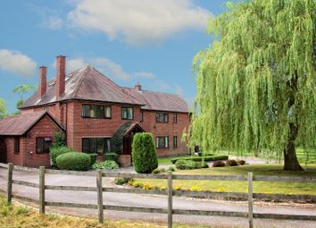 Thumbnail 4 bed detached house for sale in Nether Whitacre, Nr Coleshill