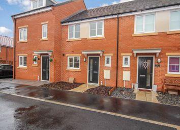 Thumbnail 2 bed terraced house for sale in Sugarhill Crescent, Sugarhill Crescent