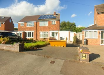 Thumbnail Semi-detached house to rent in Marcliff Crescent, Shirley, Solihull
