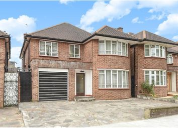 Thumbnail 4 Bed Detached House For Sale In Regents Park Road Finchley