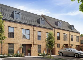 "Thumbnail 3 bedroom terraced house for sale in ""The Penn"" at Harrow View, Harrow"