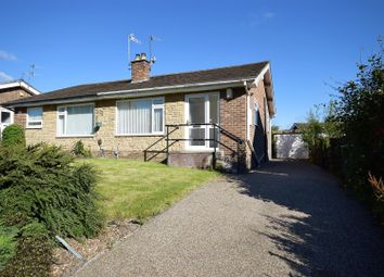 Thumbnail 2 bed semi-detached bungalow for sale in Brook Lane, Clayton, Bradford