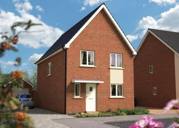 "Thumbnail 4 bed detached house for sale in ""The Salisbury"" at Amesbury Road, Longhedge, Salisbury"