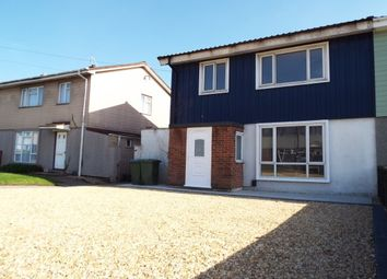 Thumbnail 3 bed property to rent in Barnfield Close, Southampton
