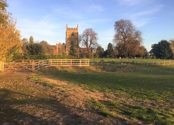 Thumbnail Land for sale in Lanes End, Kempsey, Worcester