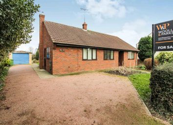 Thumbnail 3 bed detached bungalow for sale in Station Road, Nafferton, Driffield