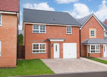"""Thumbnail 4 bedroom detached house for sale in """"Windermere"""" at Hebron Avenue, Pegswood, Morpeth"""