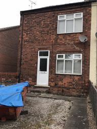 Thumbnail 2 bed property to rent in Frederick Street, Riddings, Alfreton