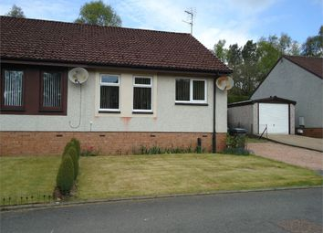 Thumbnail 2 bed semi-detached bungalow to rent in Achray Park, Glenrothes, Fife