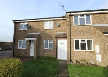 Thumbnail 2 bed terraced house to rent in Hanway, Gillingham, Kent