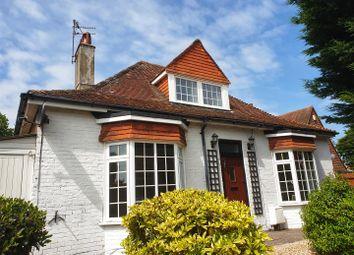 Eastbourne Road, Polegate BN26. 3 bed detached bungalow