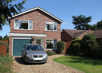 Thumbnail 3 bed detached house for sale in The Street, Geldeston