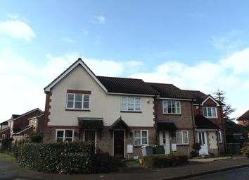 Thumbnail 2 bed town house to rent in Thorpe Marriot, Norfolk
