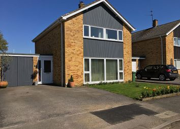 Thumbnail 4 bed detached house for sale in Littledown Road, Cheltenham, Gloucestershire
