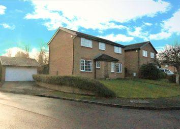 Thumbnail 4 bed detached house for sale in Blenheim Avenue, Kirkham, Preston